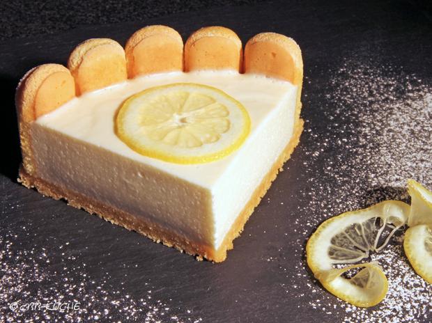 Zitronen Cheese Cake 02