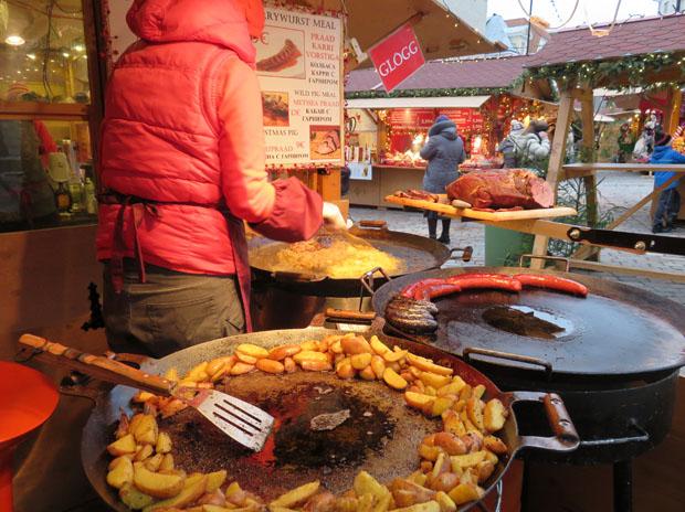 Kulinarisches auf dem Markt