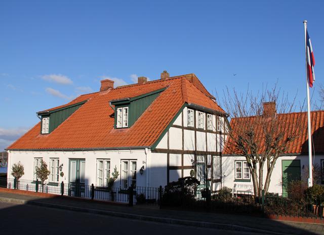 Arnis, die kleinste Stadt Deutschlands