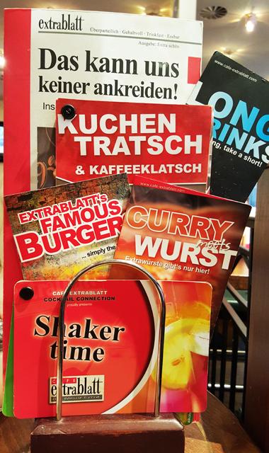 Extrablatt Flensburg