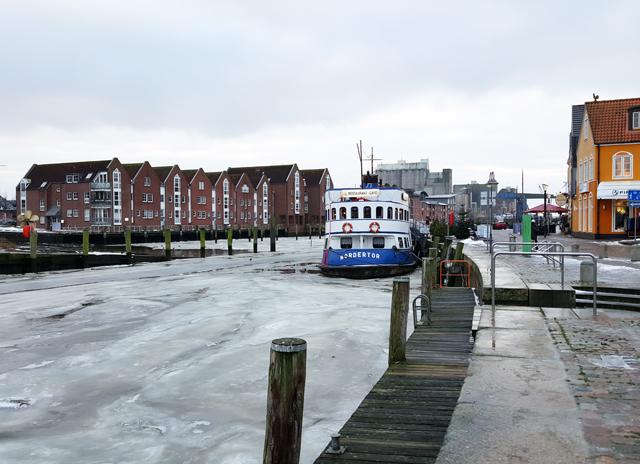 Husumer Binnenhafen