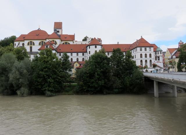 Kloster St. Mang und Hohes Schloss