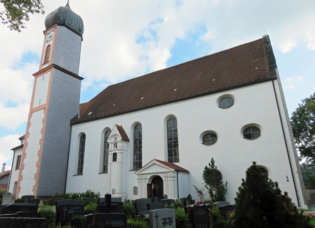 St. Ulrich - Seeg