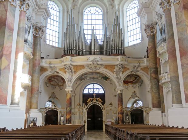 Basilika «St. Theodor und Alexander»